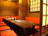 大切な仲間と・お友達など大人数でも対応可能なお部屋をご用意しております♪飲み放題には銘酒『獺祭』込み!日本酒15種以上!!本格焼酎等も含まれております!!