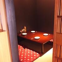 完全個室で楽しめる♪大小の個室もご用意しております。