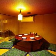 【柏でまったり】どこか懐かしいちゃぶ台のある個室席