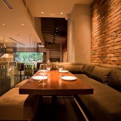 合コンにぴったりなソファ席★ワイワイ賑やかな空間で楽しんで。