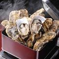 料理メニュー写真牡蠣のがんがん焼き 1kg