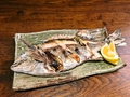 料理メニュー写真日替り焼き魚
