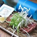 料理メニュー写真自慢の牛タン