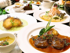 レストランフラウンダー Restaurant Flounderのコース写真