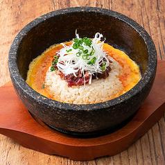 ピリ辛ビーフ炒飯