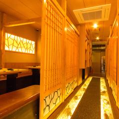 博多串焼き 野菜巻きのお店 山海屋 さんかいや 池袋店の雰囲気1
