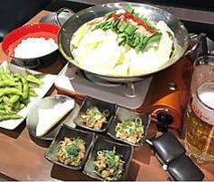 ホルモン焼き 博多もつ鍋 もつ膳の特集写真