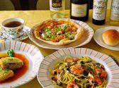レストラン アンソレイユ 山梨のグルメ