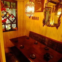 【個室7名様まで】実は・・・2階に大人の隠れ家個室をご用意致しております!!7名様までご利用可能!女子会や誕生日会におすすめ♪
