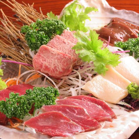 東北の地酒と魚馬肉料理 酒肴さとう