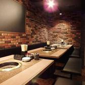 肉屋の台所 田町店の雰囲気3