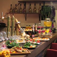 貸切 パーティスペース ジンジャーズクラブのおすすめ料理1