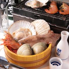 浜焼きボーイと串カツガールのおすすめ料理1