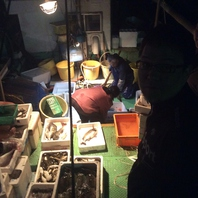 漁師直送の瀬戸内の魚