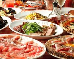 Cucina del Campo クッチーナ デル カンポのコース写真