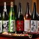 40種以上の日本酒×創作海鮮和食