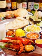 本格インド料理