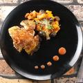 料理メニュー写真鶏もも肉のオーブン焼き