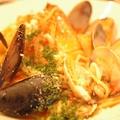 料理メニュー写真魚介のペスカトーレ