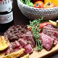 料理メニュー写真三河牛イチボのグリル