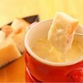 料理メニュー写真べるまじおのチーズフォンデュ(パン付き)