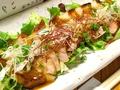 料理メニュー写真鹿児島の黒豚バラステーキ