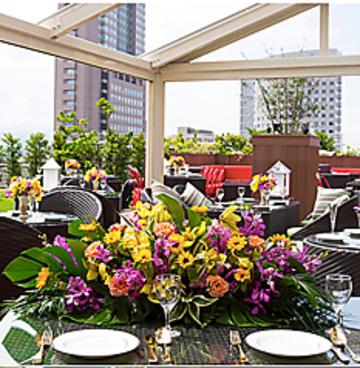 サブリナ カフェ&テラス sabrina cafe&terraceの雰囲気1