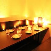 広々とした少人数の個室でいつもとひと際違うお食事を。落ち着いた空間でゆっくりと語らいの時間をお過ごしください。各種宴会コース、クーポン等サービスも充実しております。ぜひお気軽にご相談ください♪(新宿 個室 居酒屋 肉バル 食べ放題 女子会 宴会 女子会 飲み会 合コン デート 歓送迎会)
