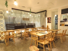 CAFE Grazie Latte カフェ グラッチェ ラテの雰囲気1