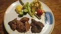 料理メニュー写真サクランボ鶏白レバー