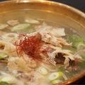 料理メニュー写真<予約限定>タッカンマリ