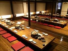 串焼菜膳 和み 各務原店の雰囲気1