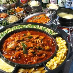 韓国バル ハラペコ 天満店のコース写真