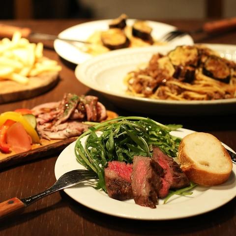 28日間熟成させ、旨味を最大限に引き出した熟成肉をご提供。※熟成肉以外もございます