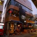 3フロアからなるTAKEOビルは土浦駅東口徒歩30秒!集合に便利な立地です^^
