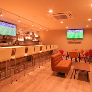 Sports Bar LOKAHI スポーツバーロカヒの雰囲気1