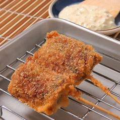 串カツ くまたのおすすめ料理1