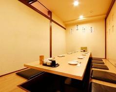 12名様までご利用いただける個室を2室ご用意◆接待や女子会にも最適です。