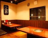 焼肉はやま 福岡の雰囲気2
