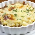 料理メニュー写真シェパーズパイ ( ポテトとミートのアイルランドの伝統料理 )