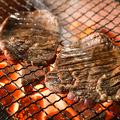 料理メニュー写真厚切り牛たん炭火焼き