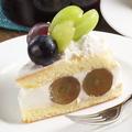 料理メニュー写真季節のショートケーキ