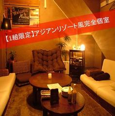 亀田 ビストロ ノーチェス KAMEDA BISTRO Nochesの雰囲気1