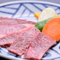 料理メニュー写真神石黒毛和牛ハラミ