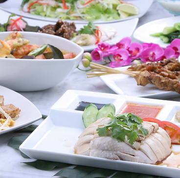 シンガポール海南鶏飯 汐留シティセンター店のおすすめ料理1
