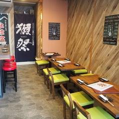 日本酒と郷土料理酒場 楽 南方の雰囲気1