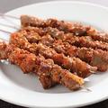 料理メニュー写真羊肉串