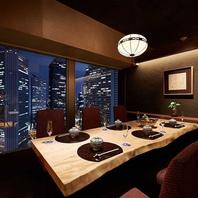 新宿で夜景が見える居酒屋をお探しなら当店へ。