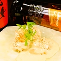 料理メニュー写真海老のプリプリマヨ和え