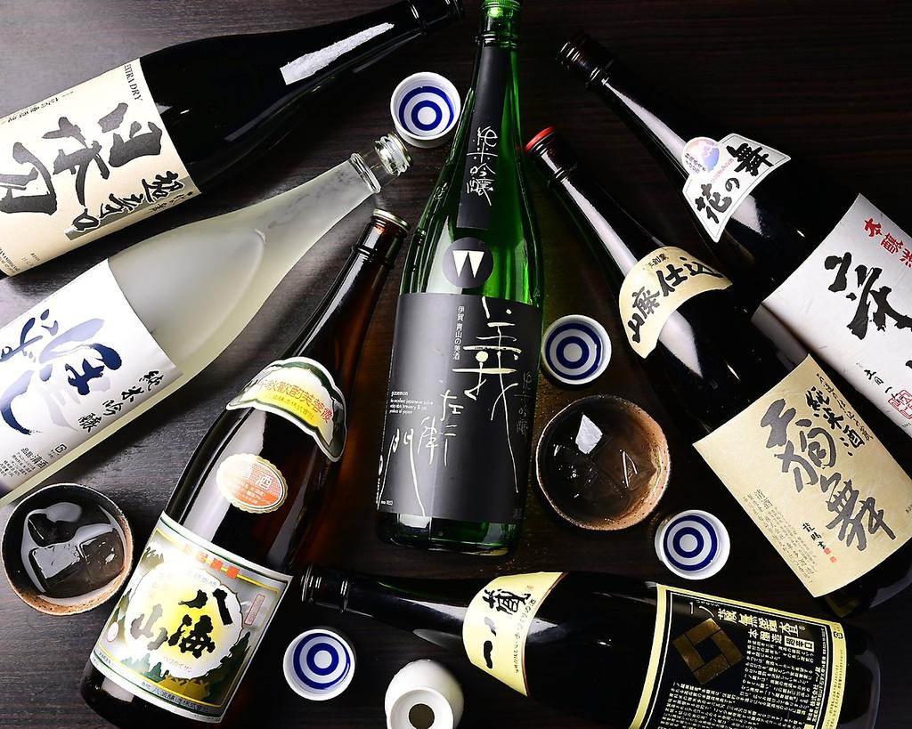 わら焼きカツオと日本酒 名古屋めし 十八番舟(おはこぶね) 名古屋駅前店|店舗イメージ6